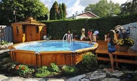 Decorating Around Above Ground Pool by Top 3 Smallest Above Ground Pool Most Facts