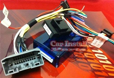Jeep Radio Wiring Harnes by Jeep Premium Radio Wire Harness Stereo With Canbus