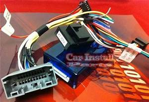 Dodge Premium Radio Wire Harness Stereo With Canbus Amp