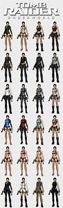 Tomb Raider Underworld - Lara's outfits by HailSatana on ...