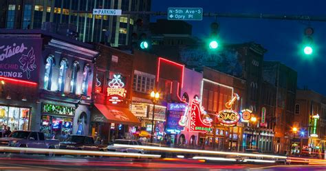 Nashville Is Home To Stars And Bars But Has More Than Just