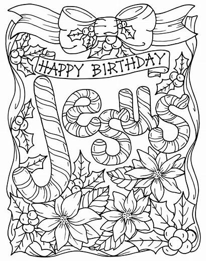 Printable Coloring Christian Religious Cards
