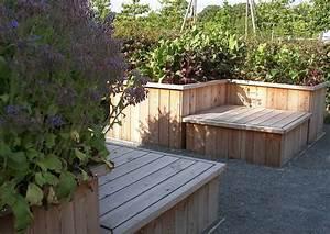 Komposter Holz Selber Bauen : hochbeet aus holz leicht selber zu bauen seniorengarten ~ Orissabook.com Haus und Dekorationen