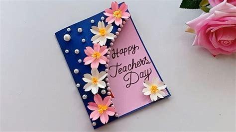 happy teachers day cards design    diy cards