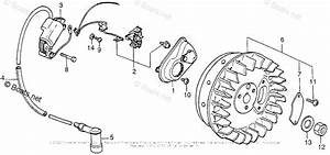 Honda Small Engine Parts G65 Oem Parts Diagram For Points