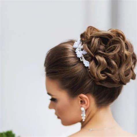 enchanting wedding updos  women hairstyles
