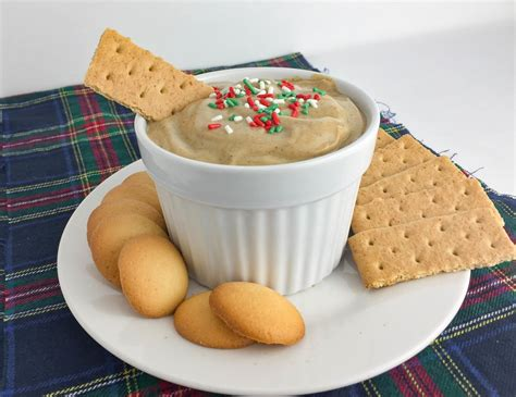 Gingerbread Dessert Dip