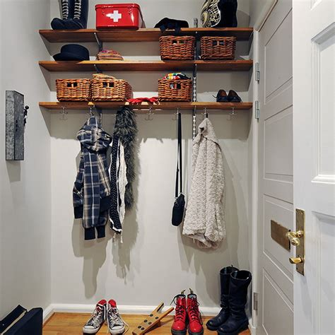 15 Smart Design Solutions For Small Hallways
