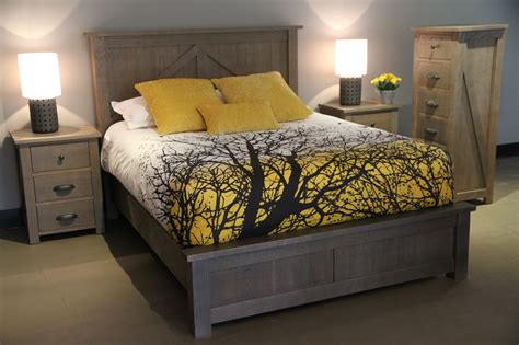 Farmhouse Bedroom Suite  Woodworks Dealer Mcleary's