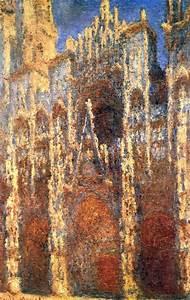 La, Catedral, De, Rouen, -, Claude, Monet