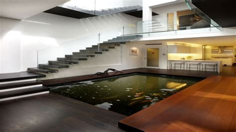 fish pond design ideas homes  indoor koi pond indoor