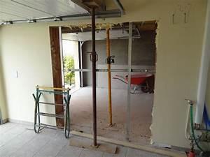 Ouverture Dans Un Mur Porteur : ouverture mur porteur machefer lyon ~ Melissatoandfro.com Idées de Décoration