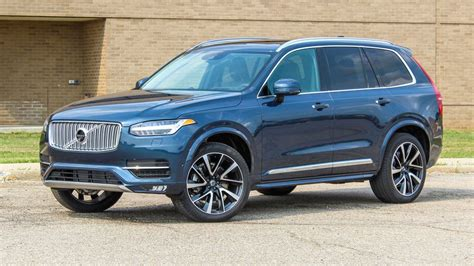 Volvo Xc90 2019 by The 2019 Volvo Xc90 Packs Equal Parts Style And Technology