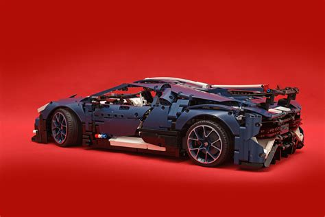 Just a few months ago, bugatti and lego teamed up to create a technic kit of the chiron hypercar. LEGO MOC-33457 Bugatti Divo (Technic > Model 2019)   Rebrickable - Build with LEGO