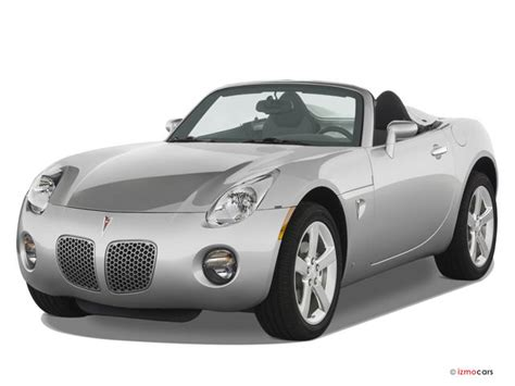2009 Pontiac Solstice Prices, Reviews & Listings For Sale