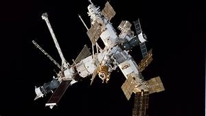 space station, Mir, USSR, Russia HD Wallpapers / Desktop ...