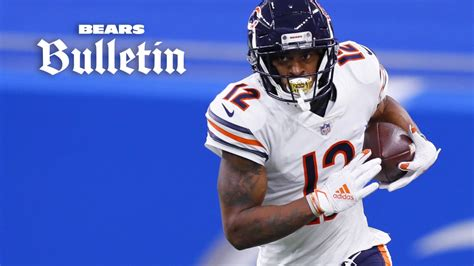 Chicago Bears WR Allen Robinson II addresses contract ...