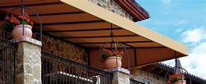 Standard Canvas Patio Covers