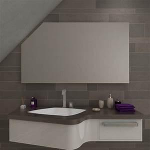 Spiegel Für Dachschräge : arica badspiegel mit dachschr ge ohne beleuchtung online kaufen ~ Sanjose-hotels-ca.com Haus und Dekorationen