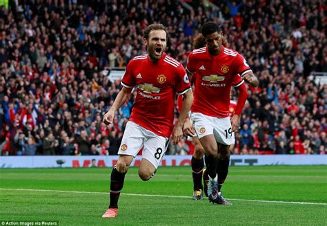 Manchester United 4-0 Crystal Palace | Daily Mail Online