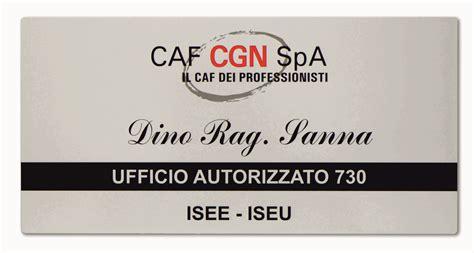 Ufficio Caf by Targa Caf