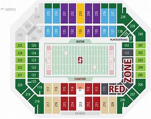 Stanford Basketball Seating Chart Stanford Football Central Tickets Stanford University