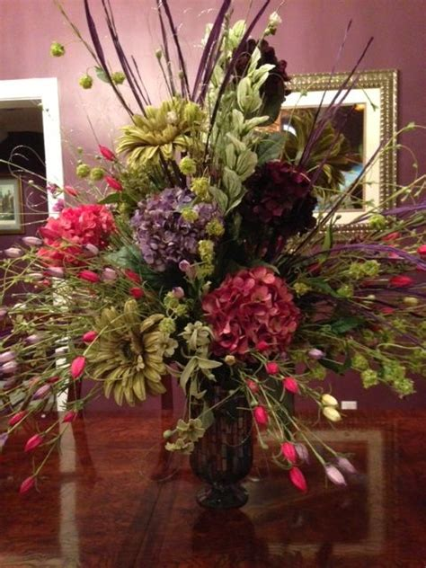 dining room table flower arrangements dining room table arrangement home decor sister style
