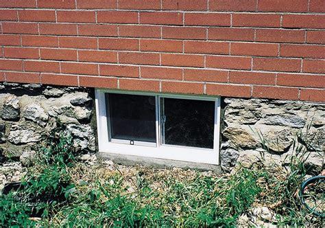Replacement Basement Windows  Everlast™ Basement Window