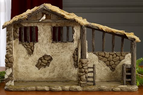 collectibles nativity sets gifts  lighted