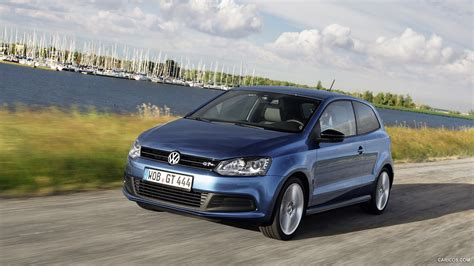 Volkswagen Polo Photo by Volkswagen Polo Blue Gt Photos Photogallery With 41 Pics