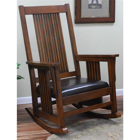 carolina chair table co monterey mission rocker with