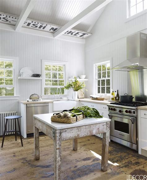 decorating tips   white country kitchen interior