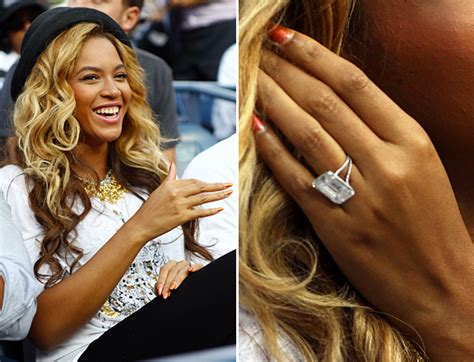 beyonce wedding ring 8 most stunning engagement rings wedding