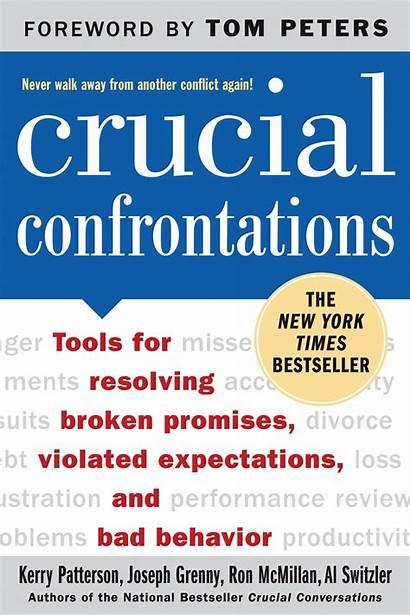 Crucial Confrontations Summary Engagement Keys Engage Employee