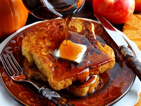 best toast best ever pumpkin spice french toast with bourbon