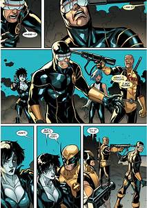 Deadpool VS The X Men Comicnewbies