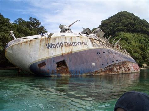 Boat Salvage Yards Perth by 12 Famous Shipwrecks That You Can Still Visit Amusing Planet