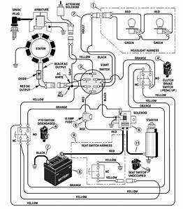 Briggs And Stratton Engine Wiring Diagram