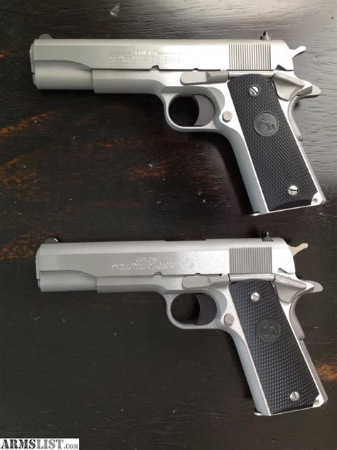 Armslist For Sale Colt 1911 Government Model 45 Acp