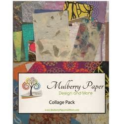 Assorted Paper Collage Pack (20 pieces)