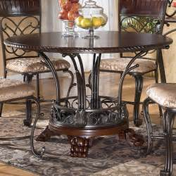 winsome ashley furniture glass dining sets picture of home