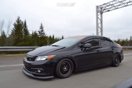 Frontal ratings are assigned by the institute based on a test conducted by honda as part of frontal crash tested vehicle: 2012 Honda Civic ESR Sr06 Manzo Lowering Springs   Fitment ...