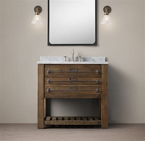 early   mercantile single washstand