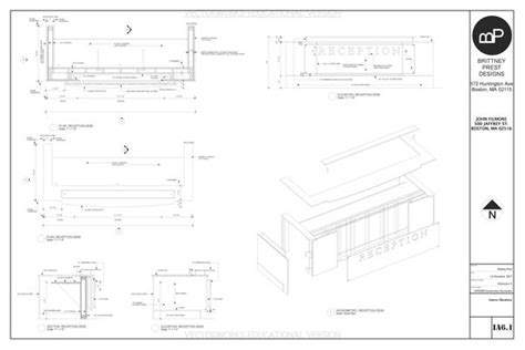 buy beech wood uk reception desk construction details