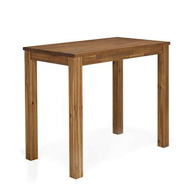 table haute et bar mange debout alinéa