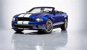 2013 Ford Mustang Shelby GT500 Convertible Review - Top Speed