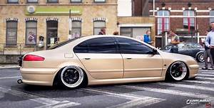 Peugeot 607 Stance » CarTuning Best Car Tuning Photos