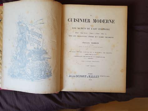 livre ancien de cuisine estimation livre manuscrit livre ancien de cuisine moderne