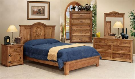breathtaking rustic bedroom furniture sets  warm