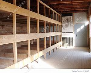Picture Of Beds In Concentration Camp